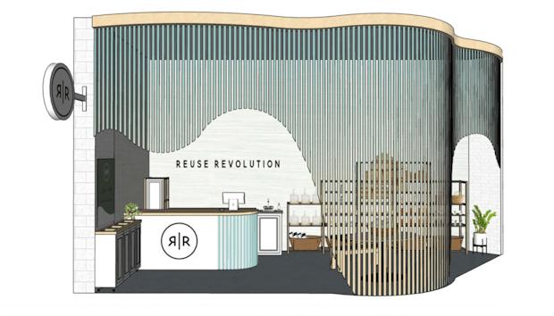 Reuse Revolution Merchant Space