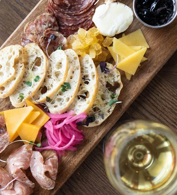 Charcuterie & Wine Pairing Event at Hen Quarter