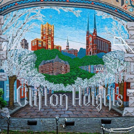 Clifton Heights Neighborhood