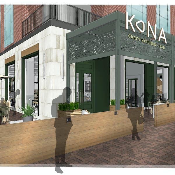 Kona Craft Kitchen Exterior