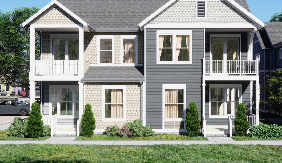 Powell Green Townhomes