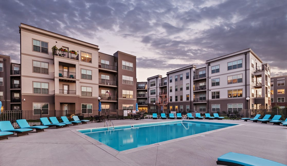 Water Street Apartments - Pool