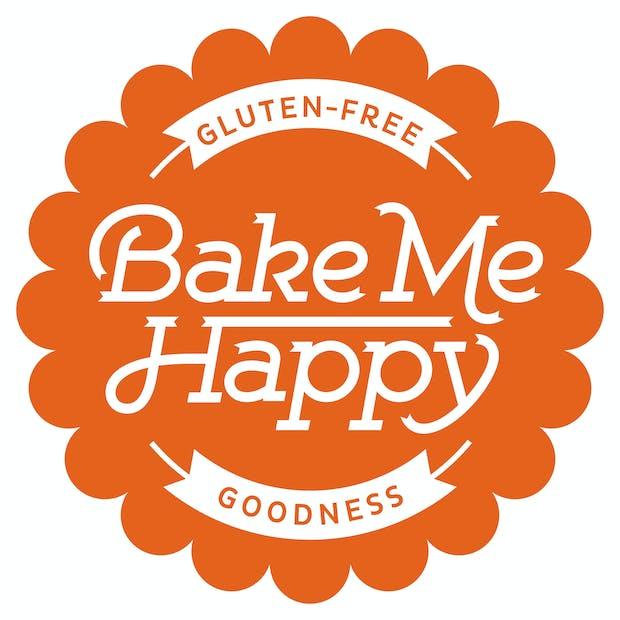 Bake Me Happy logo
