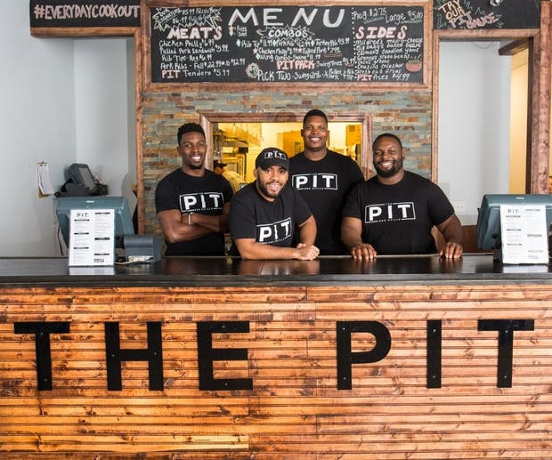 The Pit BBQ Grille owners
